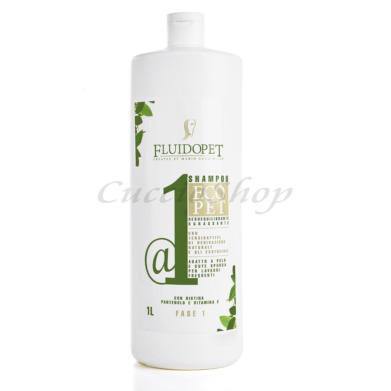 shampoo fluidopet @1