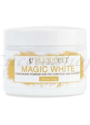 FluidoPet Magic White