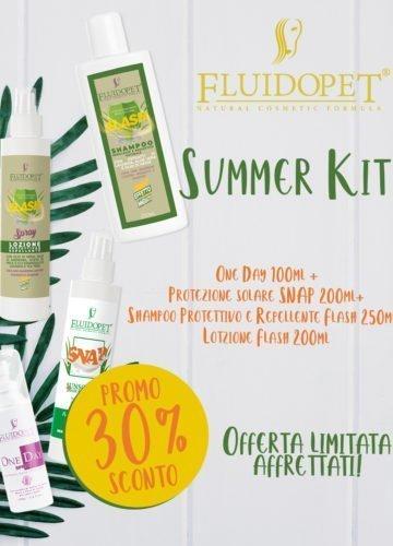 FluidoPet Summer Kit