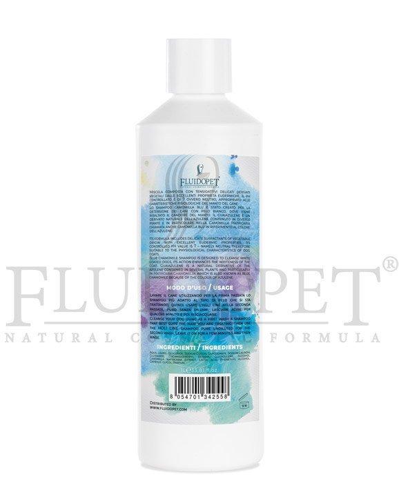 camomilla blu - blue chamomile