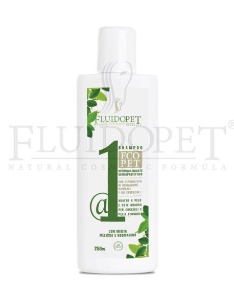 shampoo fluidopet @1 shampoo